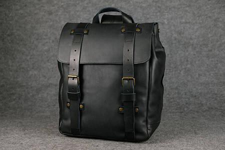 Мужской рюкзак HANKLE H1 |13208| Черный + Черный
