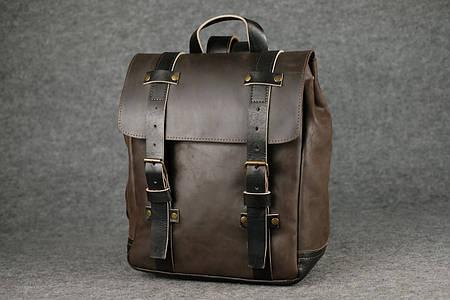 Мужской рюкзак HANKLE H1  13210  Шоколад + Кофе