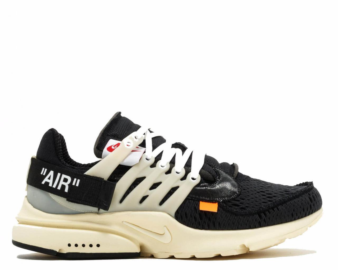 Кроссовки Nike Air Presto The Ten OW Off White (Найк Престо, Реплика) 41 —  в Категории