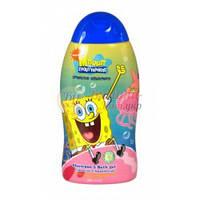 """Детский шампунь и пена для ванной """"Spongebob"""" 300 мл"""