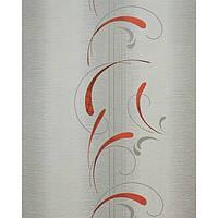 Акриловые обои на бумажной основе Слобожанские Рельефная Серые 416-01