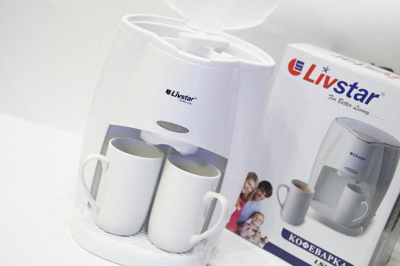 Кавоварка LIVSTAR LSU-1190