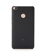 Чехол Hard Case для Xiaomi Mi Max 2 оригинальный черный пластиковый ATF4856TY