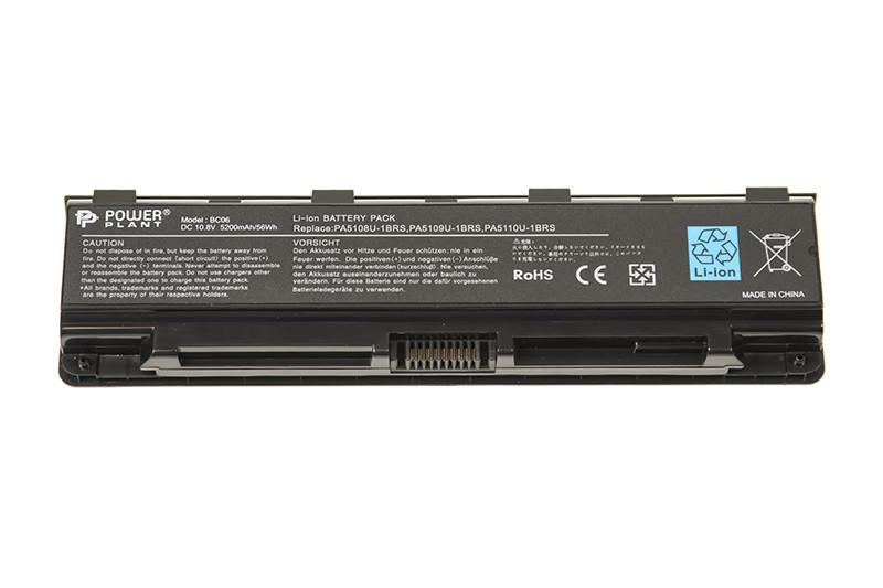 Аккумулятор PowerPlant для ноутбуков TOSHIBA Satellite Pro C70 (TA5109