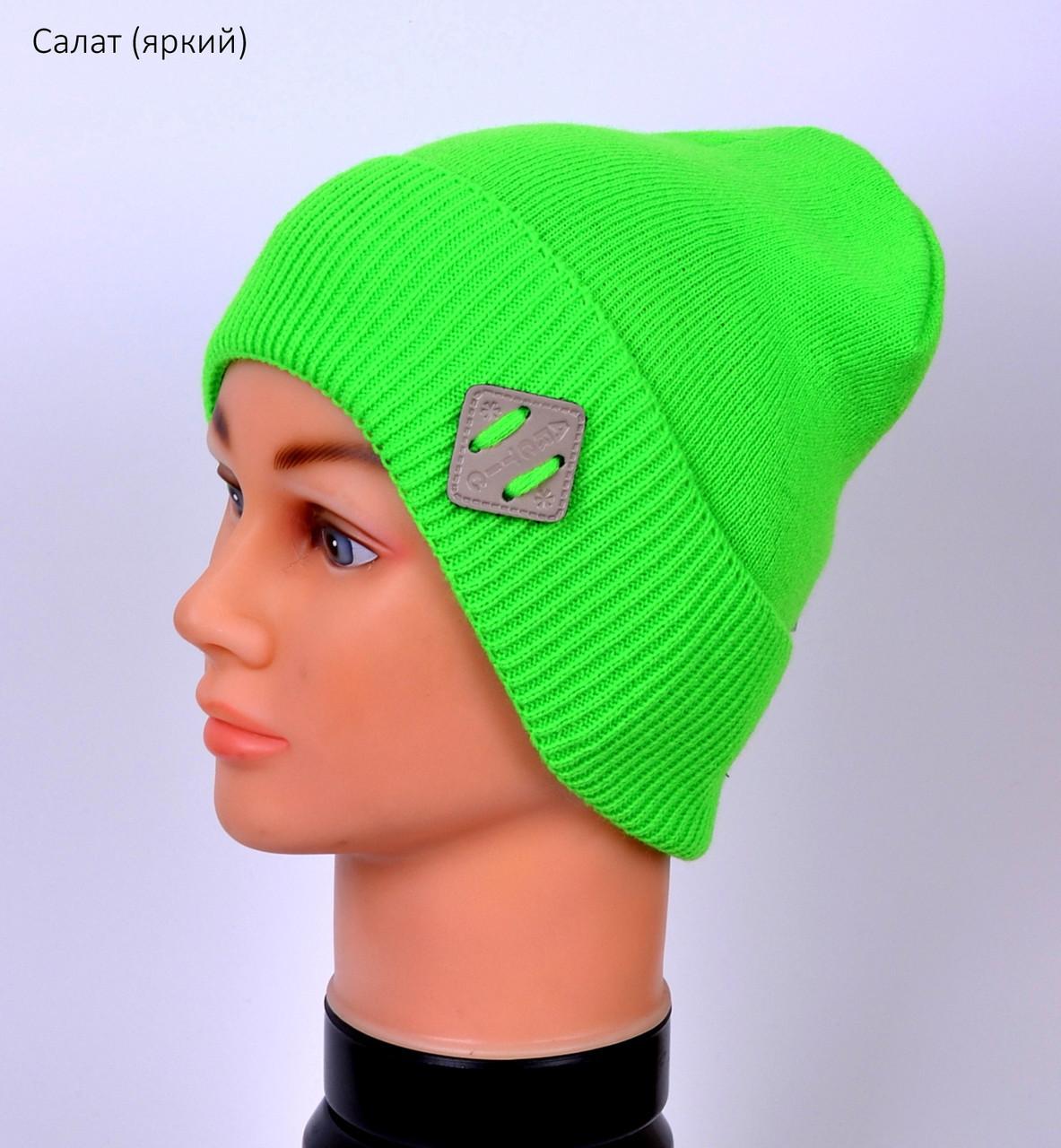Модная детская шапка для мальчиков и девочек