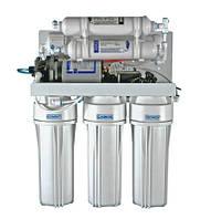 Обратный осмос 6 ступеней очистки ( с минерализатором и помпой) Topfilter (Польша)
