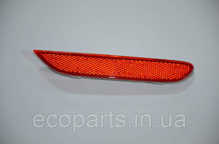 Отражатель бампера левый задний Nissan Leaf 2010-2017, фото 2