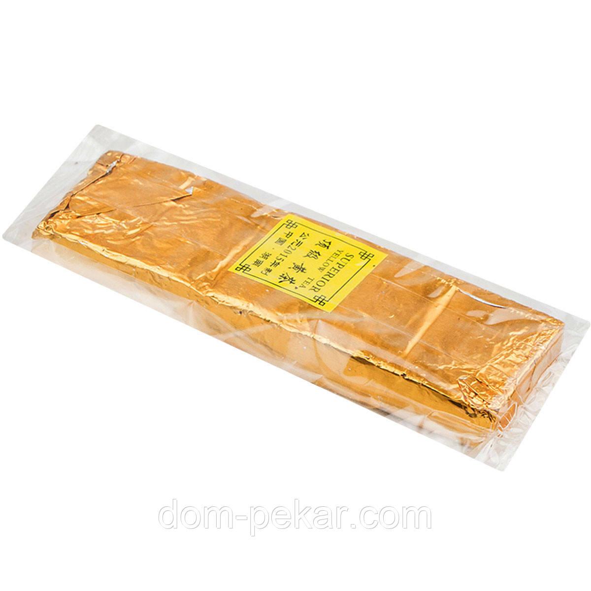 Желтый чай Плитка Юеянг 25-30 гр