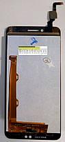 Модуль (дисплей + сенсор) для Lenovo A6020a40 Vibe K5 / Lemon 3 ogold, фото 2