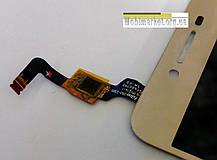 Модуль (дисплей + сенсор) для Lenovo A6020a40 Vibe K5 / Lemon 3 ogold, фото 3