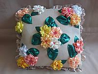 """Интерьерная подушка """"Многоцветие"""", фото 1"""