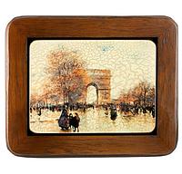 "Фреска Италия ""Тріумфальна арка"" 35х42 дерево"