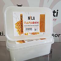 Парафин косметический Nila Молоко и мед, 500 мл (400 г)