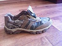 Мужские камуфляжные кроссовки