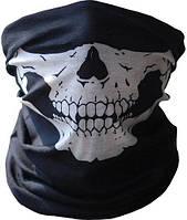 Бафф для Хэллоуина с черепом