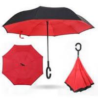Зонт Up-Brella, Червоний, фото 1
