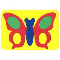 Развивающая и обучающая игрушка - Мозаика Бабочка