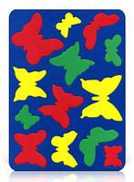 Развивающая и обучающая игрушка - Мозаика Бабочка в наборе