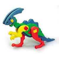 Развивающая и обучающая игрушка - Объемный конструктор ДИНОЗАВРЫ