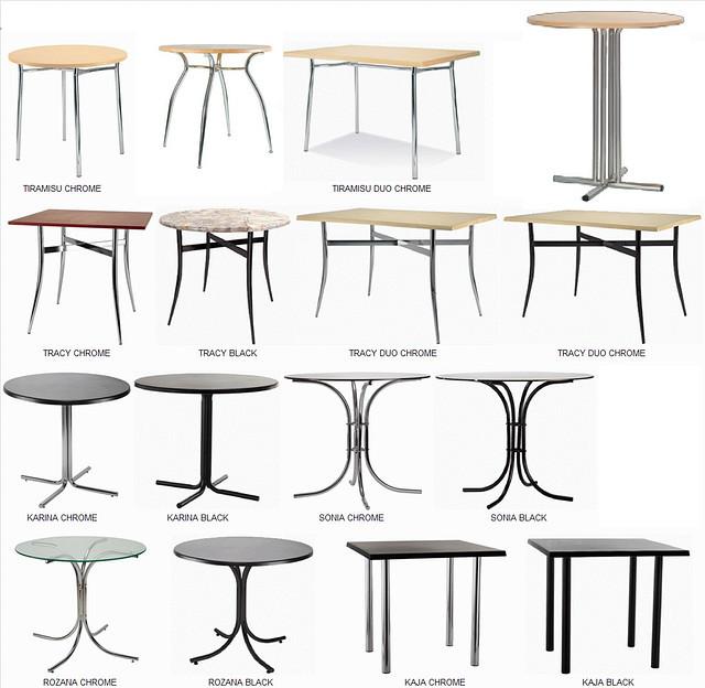 Стулья и столики для кафе от производителя - www.mkus.com.ua, тел. 067-585-26-29