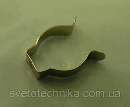 Крепеж для круглого профиля и ламп LED T8 LB236