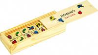 Развивающая и обучающая игрушка - Домино - Природа