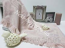 Maison D'or хлопковое полотенце для бани, сауны 85х150см
