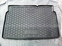 Коврик в багажник PEUGEOT 207 (AVTO-GUMM) полиуретан