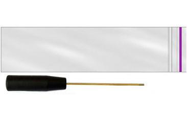 Шомпол латунный (L=600mm) для чистки нарезного оружия 1 ПЭ
