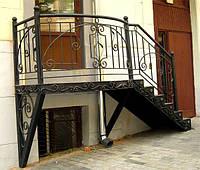 Кованая лестница Киев