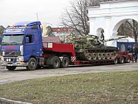 Послуги з перевезень військових вантажів, фото 1