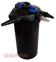 Фильтр для пруда Sunsun CPF- 15 000, напорный