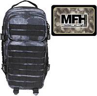 """Рюкзак 30л американского (США) типа MFH """"Assault I"""" HDT-камуфляж серый 30333H"""