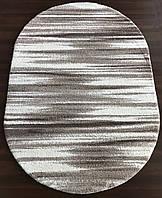 Плюшевые ковры в бело-бежевом цвете, фото 1