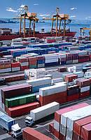 Экспедиторские услуги при импорте товаров в контейнерах