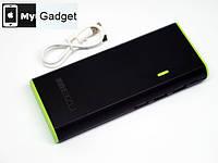 Портативная зарядка Power Bank Meizu 30000 mAh(3-USB+LED фонарик)
