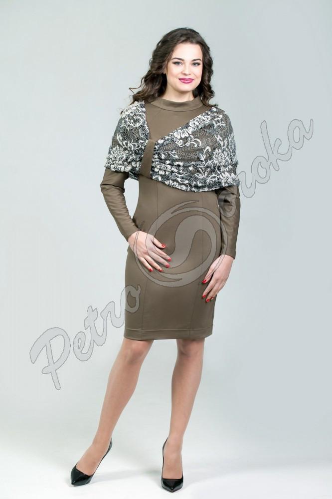 Жіноче плаття Петро Сорока модель МС-2321-04