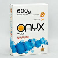 """Бесфосфатный стиральный порошок""""Onyx""""для белого 750 г"""