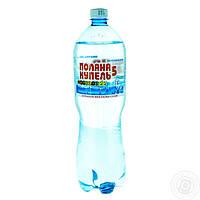 Вода Поляна Купель газированная лечебно-столовая пластиковая бутылка 1500мл