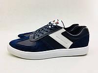 Кроссовки Tommy Hilfiger сине-белые