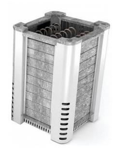 Электрическая печь для сауны SAWO ALTOSTRATUS ALTO-105N, фото 2
