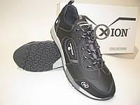 Туфли мужские кожаные демисезонные спорт-комфорт (кроссовки) OXION 360