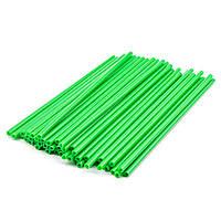 Палочки для кейк-попсов и леденцов Зеленые (50 шт)