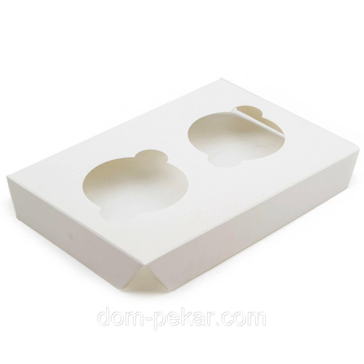 Вставка для упаковки Контейнер на 2 кексу