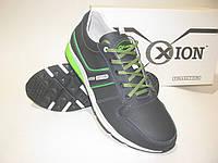 Туфли мужские кожаные демисезонные спорт-комфорт (кроссовки) OXION INTER CEPTOR