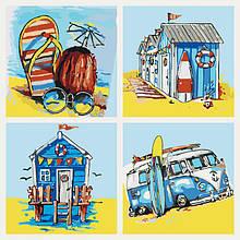 Картина по номерам Летние приключения