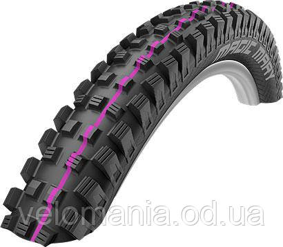 Покрышка 27.5x2.60-650B (65-584) Schwalbe MAGIC MARY Downhill B/B-SK HS447 Addix U-Soft, фото 2