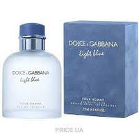 LIGHT BLUE HOMME D&G