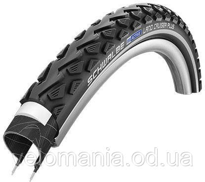 Покрышка 28x1.75 (47x622) Schwalbe LAND CRUISER PLUS HS450 B/B+RT SBC 50EPI