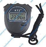 Спортивный цифровой секундомер TA228 с ЖК дисплеем, фото 3